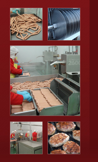 Meat Plant Machinery